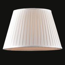 NEWPORT Абажур для серии 31700/S , Белый плиссированый D23-35*H24 cm(М0056665)