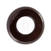 Рамка одноместная коричневый керамика BIRONI BF2-610-02