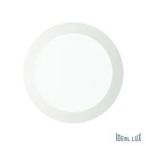потолочный IDEAL LUX GROOVE FI1 30W ROUND 3000K 124018