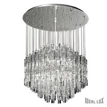 подвесной IDEAL LUX MAJESTIC SP10 TRASPARENTE 087269