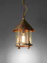 Подвесной уличный светильник L'ARTE LUCE MESSINA L71301.28