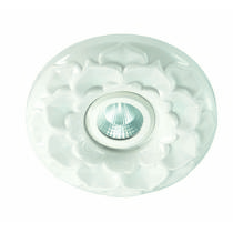 357349 NT17 000 белый Встраиваемый светодиодный светильник 5W+25LED 5W 85-265V CERAMIC LED