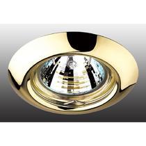 369113 NT09 261 золото Встраиваемый НП светильник GX5.3 50W 12V TOR