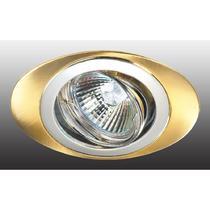 369198 NT09 359 золото/хром Встраиваемый светильник GU5.3 50W 12V IRIS