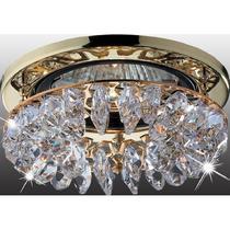 369334 NT09 185 золото/прозрачный Встраиваемый светильник IP20 GX5.3 50W 12V FLAME1