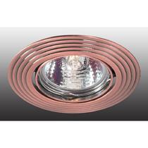 369430 NT10 358 ст красная латунь Встраиваемый ПВ светильник GX5.3 50W 12V ANTIC