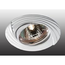 369614 NT12 249 белый Встраиваемый ПВ светильник IP20 GX5.3 50W 12V TREK