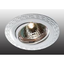 369620 NT12 252 белый Встраиваемый ПВ светильник IP20 GX5.3 50W 12V COIL