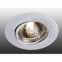 369628 NT12 254 белый Встраиваемый ПВ светильник IP20 GX5.3 50W 12V DINO