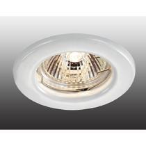 369705 NT12 258 белый Встраиваемый НП светильник IP20 GX5.3 50W 12V CLASSIC
