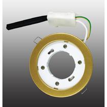 369887 NT14 264 золото Встраиваемый светильник IP20 GX53 Max 15W 220V TABLET