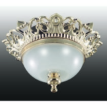 369982 NT15 176 золото/стекл.матов.плафон Встраиваемый светильник IP20 GX5.3 50W 12V BAROQUE