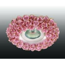 370044 NT15 173 розовый/золото Встраиваемый светильник IP20 GX5.3 50W 12V FARFOR
