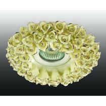 370045 NT15 173 жёлтый/золото Встраиваемый светильник IP20 GX5.3 50W 12V FARFOR
