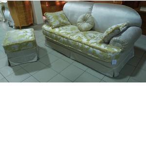 диван тканевый с раскладушкой Италия