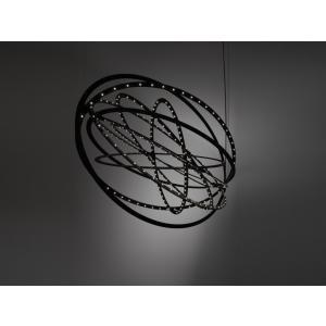 COPERNICO LED nero sosp 1623020A Artemide