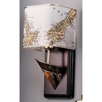 бра в морском стиле Gineslamp 2129 LB (Испания)