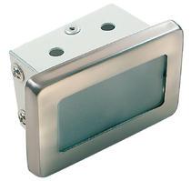 398 G4 SN  светильник встраиваемый в стену/в ступени Светкомплект