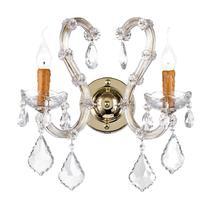 Бра DIO D`ARTE Galliano E 2.1.2.400 G Swarovski Elements