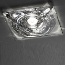 Fabbian D27F0700 светильник встраиваемый прозрачный