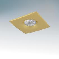 010032 Светильник LEVIGO Q MR16/HP16 ЗОЛОТО